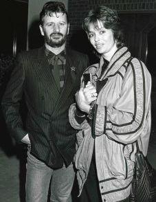 Plaza Hotel Ringo Starr Barbara Bach 1984 LA 232
